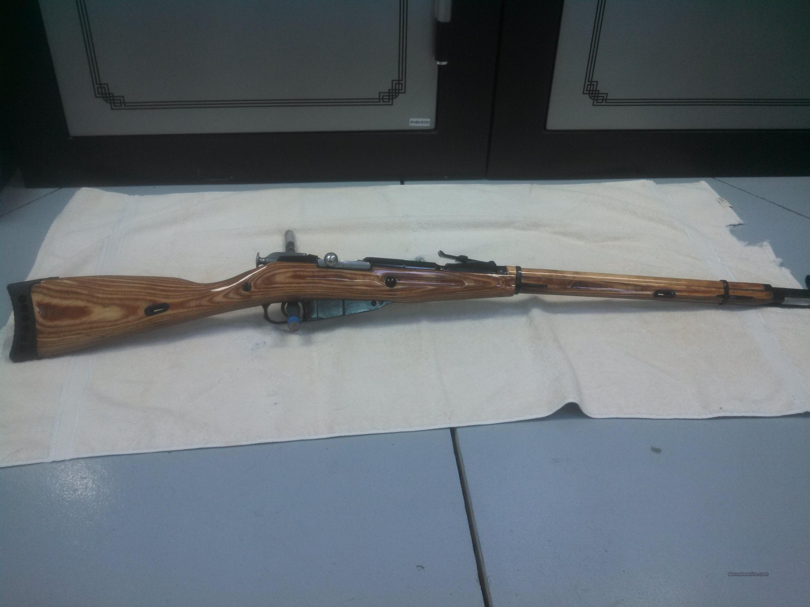 Custom mosin nagant laminated stock for sale for Custom laminations