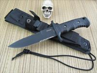 Gerber Knives Watson-Harsey Design Silver Trident