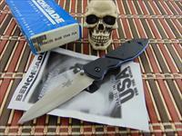 Benchmade Knives Vintage 886 Blue Star Allen Elishewits Design
