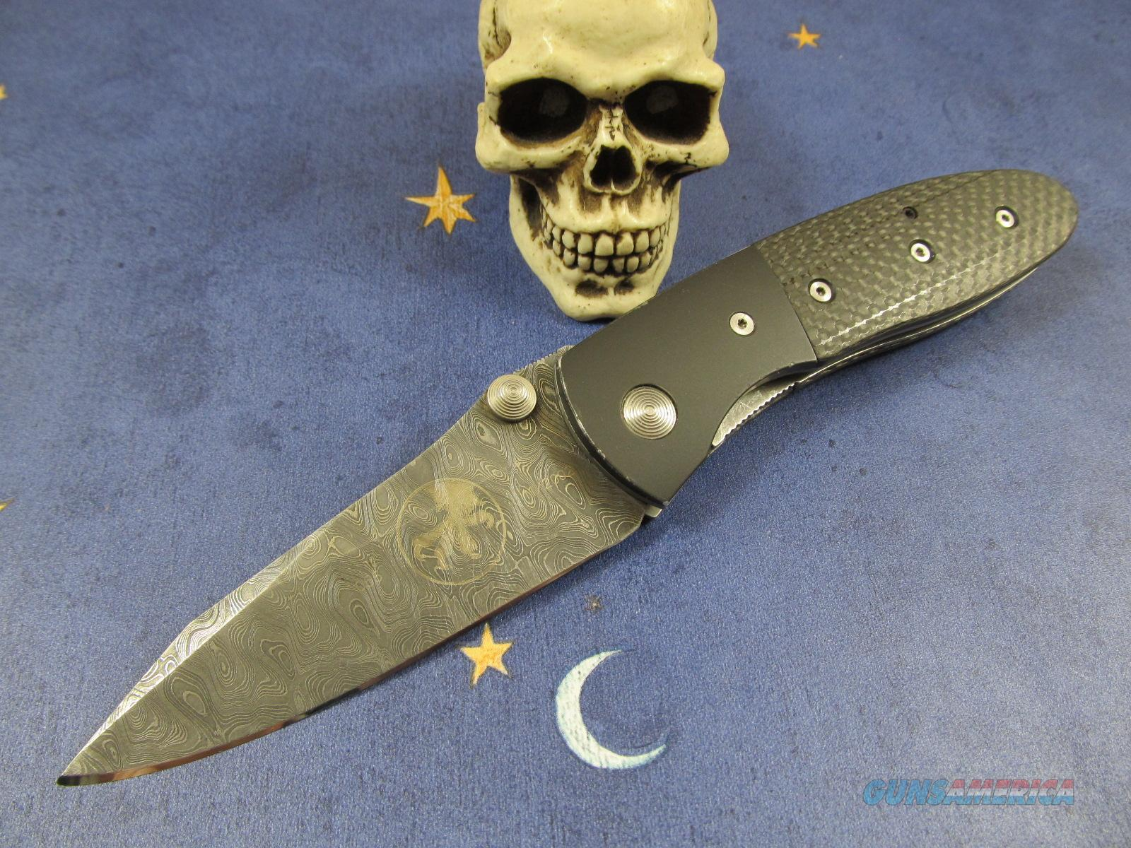Microtech Knives Damascus LCC D/A Greg Lightfoot Design