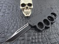 Delta Force Double action OTF Tanto Blade Knuckle Knife