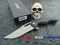 Boker Plus Knives Boris Manasherov Design Masada Flipper
