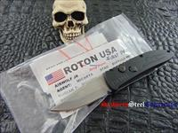 Roton USA Knives Custom Handmade Mini Airwolf Auto