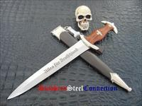 RZM Knives German SS Dagger Style Replica Knife