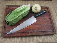 Zieba Knives Burl Chefs Knife