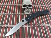 Spyderco Knives Ulize  W/Custom Ti Pocket Clip