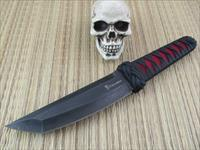 Sam Eddleman Knives Custom Hand Made Armour Piercing Tanto