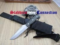 ADW Knives Arthur D Washburn Custom Combat Fighter