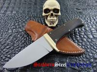 Larry Newton Custom Handmade Beautiful Hunter / EDC
