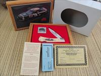 Dale Earnhardt Mac Tools Racing RARE Commemorative 1993 Imperial Schrade Knife Set