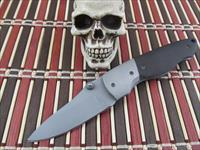"Larry ""The Hammer"" Harley / Lonesome Pines Knives Custom Handmade RARE Folder"