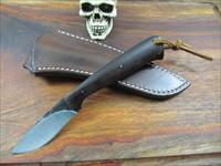 Jim Siska Custom Hand Made Hand Forged Hunter