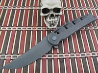 Sharp by Design Knives Brian Nadeau owner / Maker Aspirated Hurricane Frame Lock Flipper Model