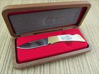 Gerber Knives USA Commemorative Knife Mac Tools 1938 - 1989 51 st Anniversary Gift set Knife