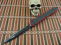 Microtech Knives Red Makora ll The Biggest Makora Model