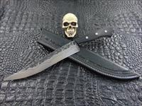 Steve Randall Master Smith / KSR Custom Knives Custom Handmade Fright Night Fighter