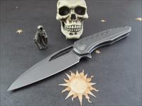 Anthony Marfione Custom & Deryk Munroe Collaboration Custom Handmade Sigil Model