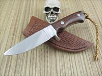 John Merkle Custom Handmade Michigan Knifemaker Hunter / EDC