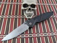 Microtech Knives Mini Socom Elite Made 02/2004 Serial # 1073