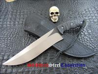 Giedymin Kapuscinski Knives Custom Hand Made Dark Fighter