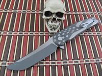 Sharp by Design Knives Brian Nadeau Owner / Maker Wavy Flag Hurricane