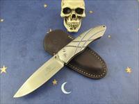 Arno Bernard Button Lock Folder