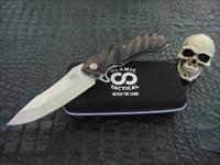 Olamic Tactical knives Custom Handmade This Olamic Wayfarere is a Mike Vagnino Design One Off Wayfarer Flipper