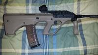 MSAR STG 5.56, DESERT TAN WITH 14 MAGS