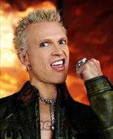Billy IDOL need a  REBEL SPIKED PUNK POUNDER SERIES