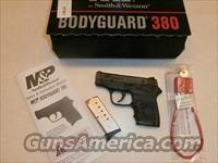 S&W M&P Bodyguard - No Laser