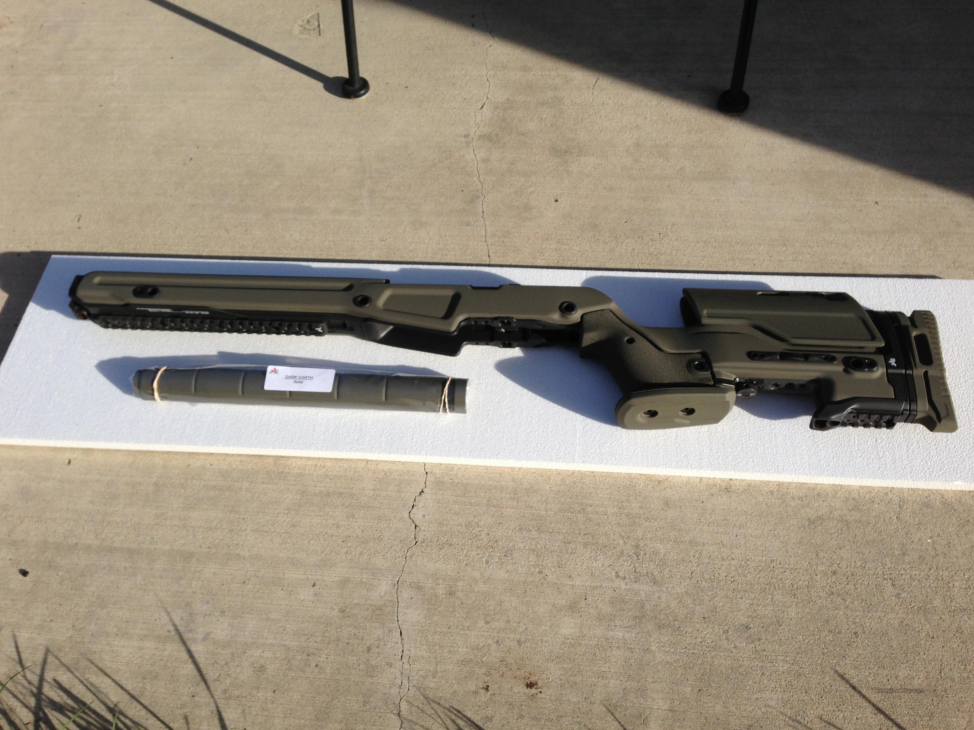 Jae 100 G3 M1a Rifle Stock For Sale