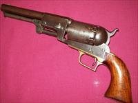 Colt 2nd Model Dragoon Mass, contract marked