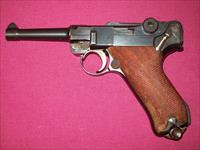 DWM 1918 P-08 9mm Luger Non-Proofed post war assembly