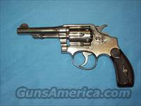 Smith & Wesson .38 Military & Police of 1905