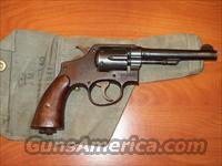 Smith & Wesson Victory .38 British Lend Lease