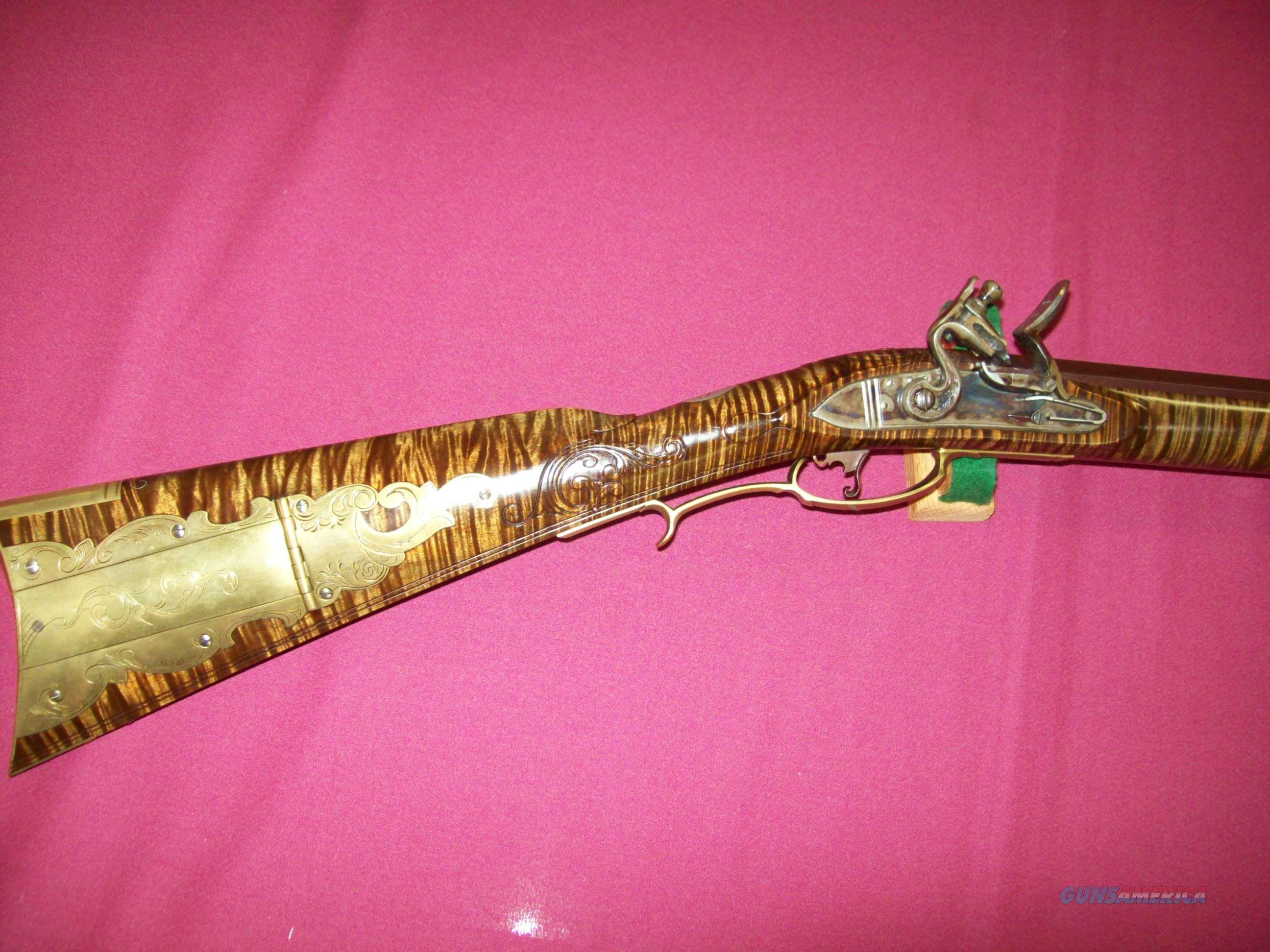 Don Brown Contemporary Flintlock Muzzle Loader For Sale