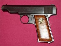 Ortgies 32 acp / 7.65 Pocket Automatic