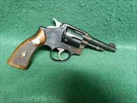 Smith & Wesson Pre-Model 10 - 38 Special