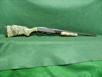 Remington Model 7600 with Realtree AP camo stock and forearm - 270 Winchester