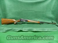 Winchester Model 71 Delux