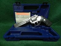 Colt King Cobra Stainless Steel