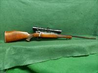 Custom Mauser M98 Rifle in 244 Rem (6mm)