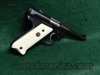 Ruger MK II 22 Auto Wm Ruger / NRA Commemorative