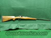 Custom Brazilian 1908 M98 Bolt Action Rifle