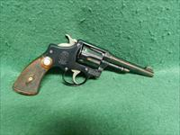 Smith & Wesson Model of 1905 32-20 Hand Ejector - 4th Change
