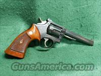 Smith & Wesson K22 Masterpiece Pre- Model 17