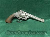 Smith & Wesson Double Action 1st Model