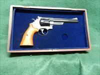 125th Anniversary Smith & Wesson 25-3