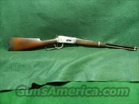 Winchester Model 94 Saddle Ring Carbine