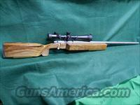 Weatherby Mark V Custom Bolt Rifle in 338-378 Weatherby Magnum